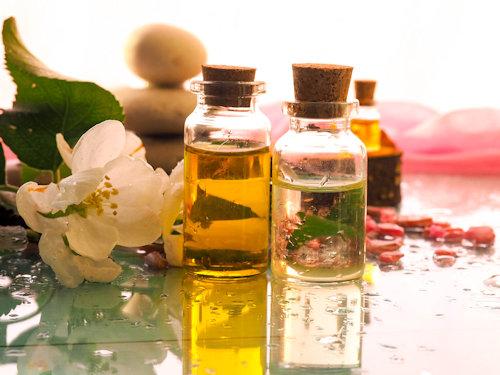 huiles essentielles de massage 5 continents à Rennes